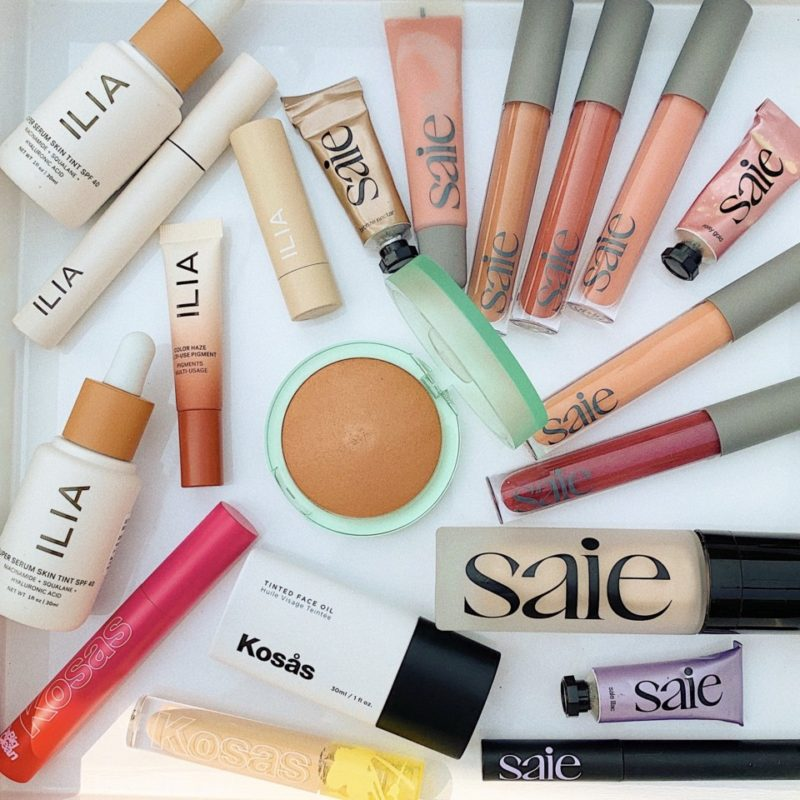 Going Clean- My Fave Clean Makeup Brands
